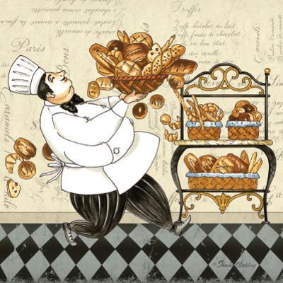 Chef Bread by Pamela Gladding