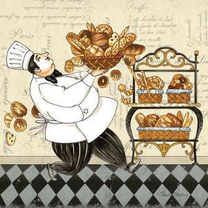Chef Bread by Pamela Gladding