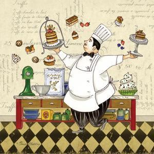 Chef Pastry by Pamela Gladding