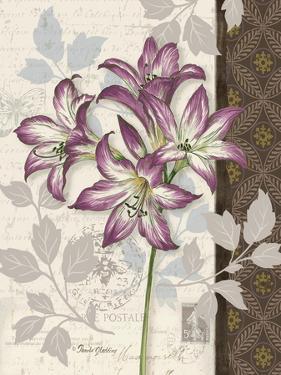 Chelsea Purple II by Pamela Gladding