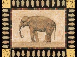 Elephant by Pamela Gladding