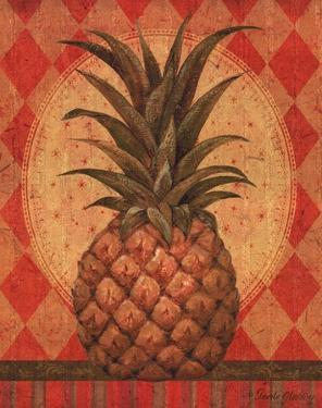 Grand Pineapple Gold by Pamela Gladding