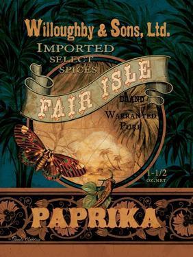 Paprika by Pamela Gladding
