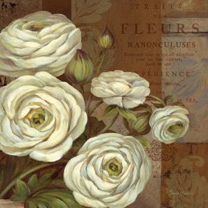 Patina Ranunculus by Pamela Gladding