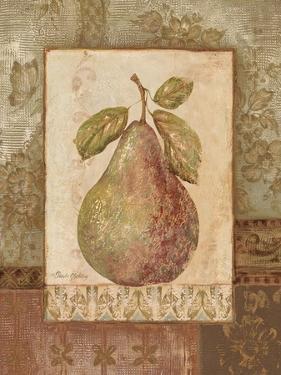 Rustic Pears I by Pamela Gladding