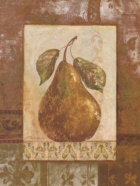 Rustic Pears II by Pamela Gladding