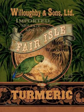 Turmeric by Pamela Gladding
