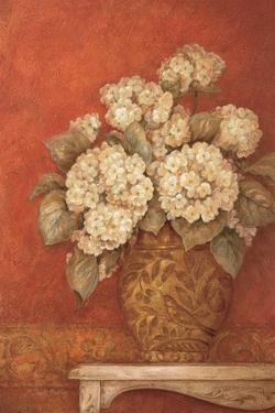 Villa Flora Hydrangea by Pamela Gladding
