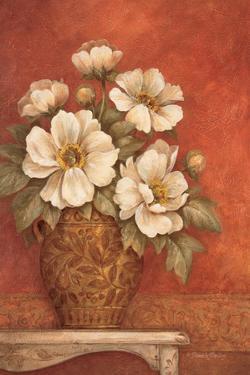 Villa Flora Peonies by Pamela Gladding