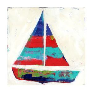 Sailboat Stripe by Pamela J.