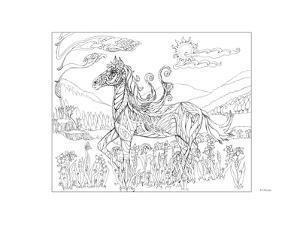 Horse by Pamela J. Smart