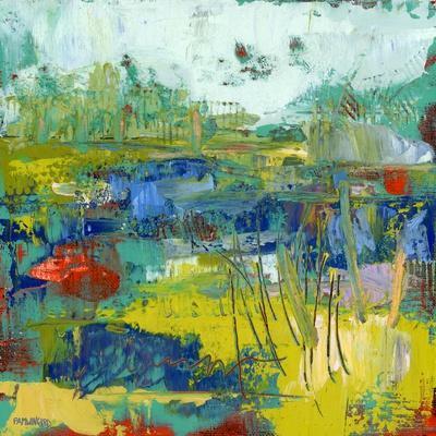 Abstract Summer Marsh