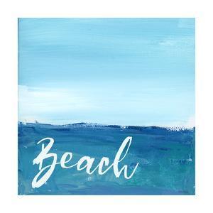 Beach By the Sea by Pamela J. Wingard