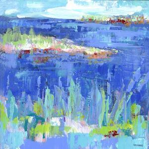 Blue Series Serene by Pamela J. Wingard