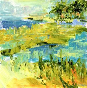 Coastal Afternoon by Pamela J. Wingard