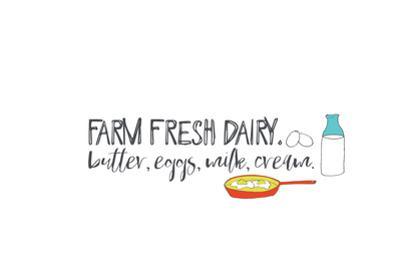 Farm Fresh Dairy by Pamela J. Wingard