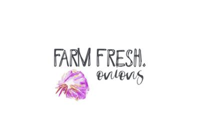 Farm Fresh Onions by Pamela J. Wingard