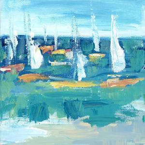 Just the Sea III by Pamela J. Wingard