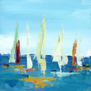Just the Sea IV by Pamela J. Wingard