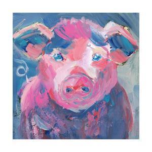 Pinky Pig by Pamela J. Wingard