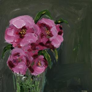 Romantic Floral IV by Pamela J. Wingard