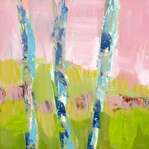 Trees Strength by Pamela J. Wingard