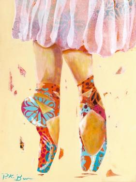 Ballet Slippers by Pamela K. Beer