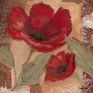 Amapola Roja I by Pamela Luer