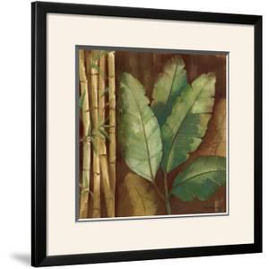 Bamboo & Palms I by Pamela Luer