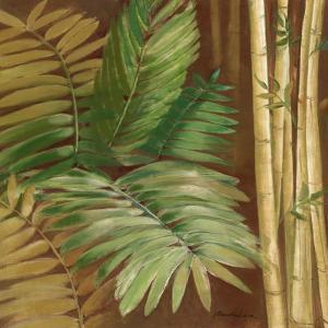 Bamboo & Palms II by Pamela Luer