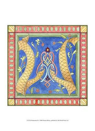 Ornamental W