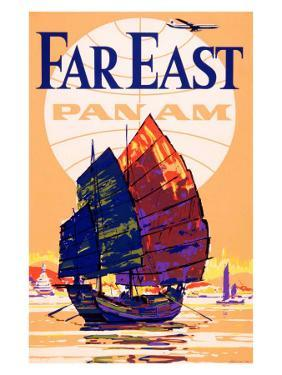Pan Am Airlines Far East