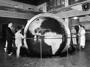 Pan Am Globe at Dinner Key, C.1935