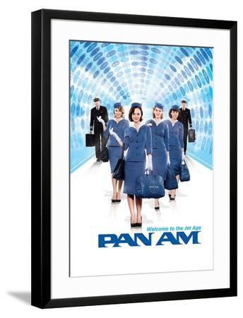 Pan Am--Framed Poster