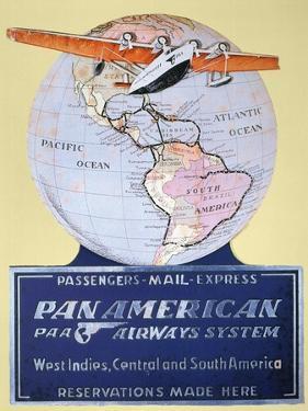 Pan American Airways 1934