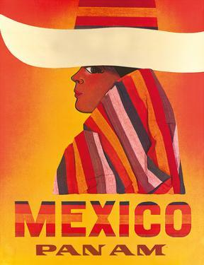 Pan American: Mexico, c.1968