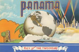 Panama, Key of Two Oceans
