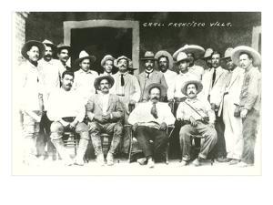 Pancho Villa and Gang, Mexico