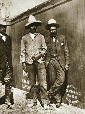 Pancho Villa and Two Rebels