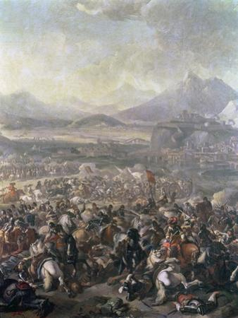 The Battle of Montjuic, 16th January 1641