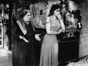PANE, AMORE E FANTASIA / PAIN AMOUR and FANTAISIE, 1953 DIRECTED B Tina Pica and Gina Lollobrigida