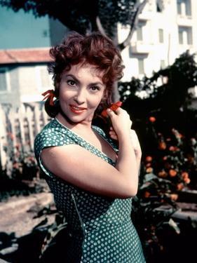 PANE AMORE E FANTASIA / PAIN AMOUR and FANTAISIE, 1953 directed by Gina Lollobrigida (photo)