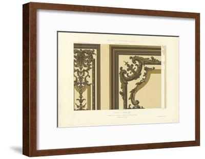 Panelling Design--Framed Premium Giclee Print