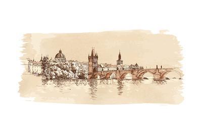https://imgc.allpostersimages.com/img/posters/panorama-of-prague-view-of-charles-bridge-and-the-vltava-river-embankment-vector-drawing_u-L-PU7RM60.jpg?p=0
