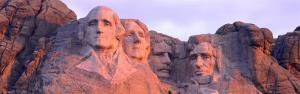 Mount Rushmore, South Dakota, USA by Panoramic Images