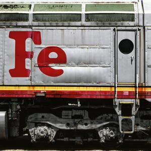 Railroad car by Panoramic Images