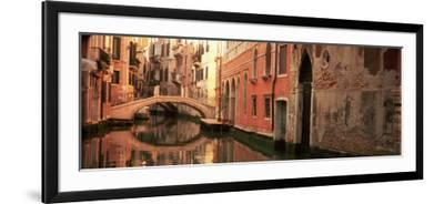 Reflection of Buildings in Water, Venice, Italy by Panoramic Images
