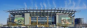 View of football stadium, Lincoln Financial Field, Philadelphia Eagles, Philadelphia, Pennsylvan... by Panoramic Images
