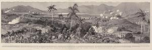 Panoramic View of the Great Battle of the Spanish-American War
