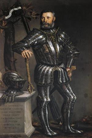 Portrait of Pase Guarienti